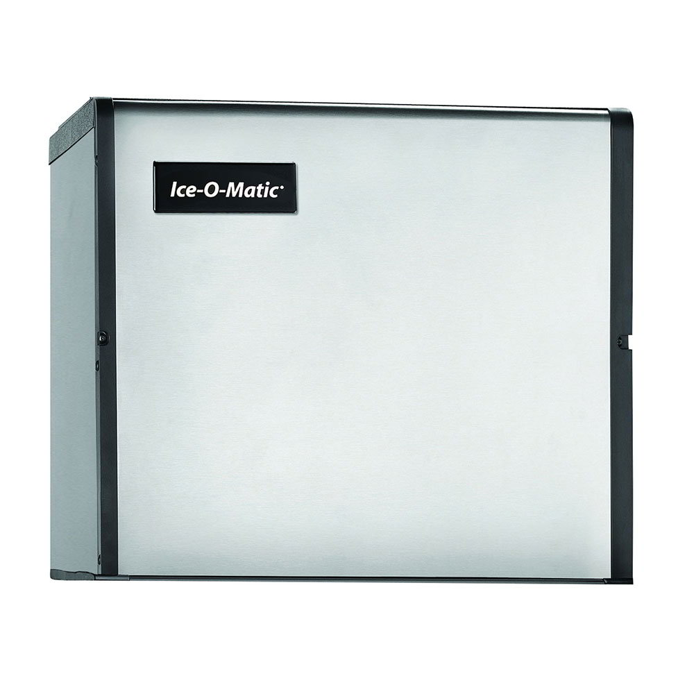 Ice-O-Matic ICE0606HR Half Cube Ice Maker - 670-lb/24-hr, Remote-Cool 208-230v