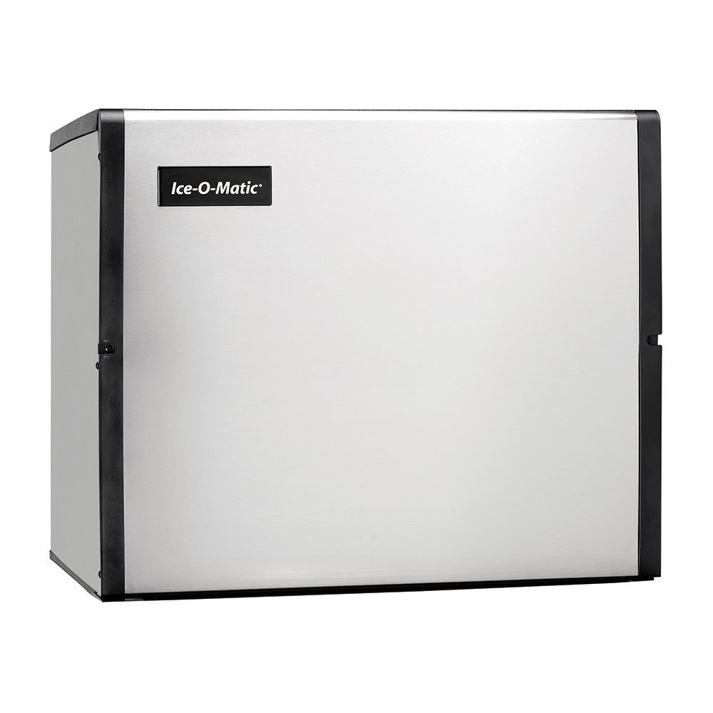 """Ice-O-Matic ICE0806FW 30.13"""" Full Cube Ice Machine Head - 898-lb/24-hr, Water Cooled, 208v/1ph"""