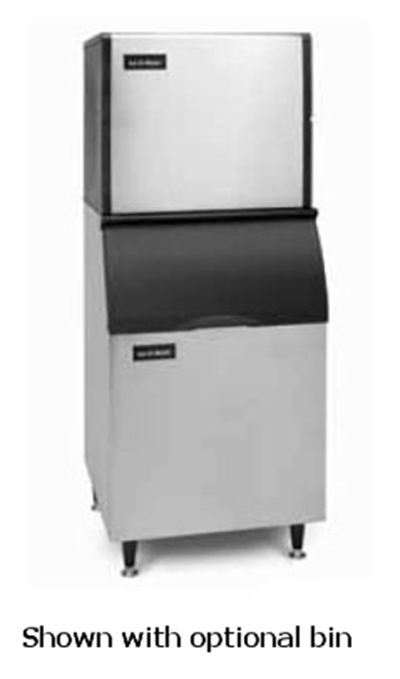 Ice-O-Matic ICE1006FW Cube Ice Maker - 960-lb/24-hr, Water-Cool