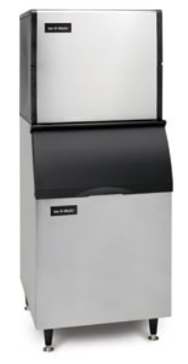 Ice-O-Matic ICE1006B100KBT5 Ice Maker w/ 854-lb Bin, Full Cube, 997-lb/24-Hr, Air Cooled
