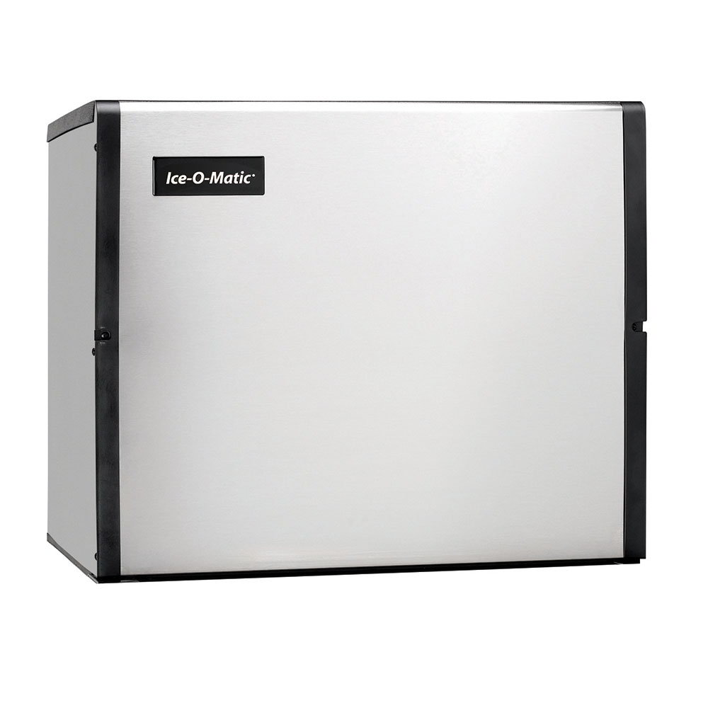 Ice-O-Matic ICE1006FR Cube Ice Maker - 982-lb/24-hr, Remote-Cool 208-230v
