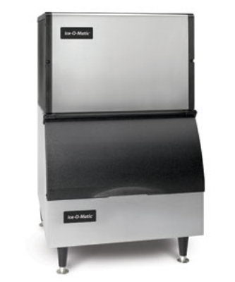 Ice-O-Matic ICE0250FAB25PP Ice Machine w/ 242-lb Bin, Full Cube, 336-lb/24-Hr, Air Cooled