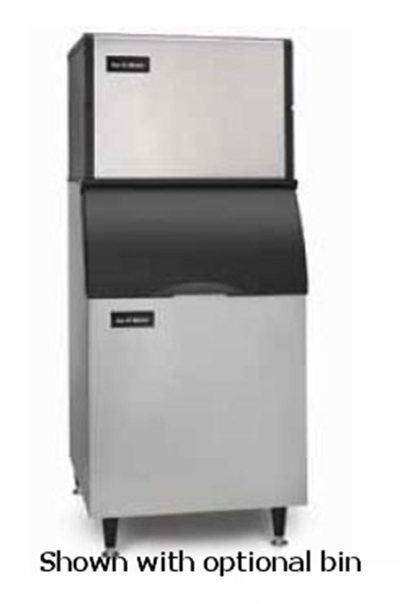 Ice-O-Matic ICE0406HW Half Cube Ice Maker - 523-lb/24-hr, Water-Cool 20