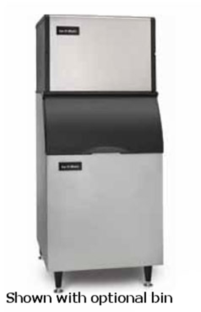 Ice-O-Matic ICE0606HR Half Cube Ice Maker - 670-lb/24-hr, Remote-Cool 208-230v