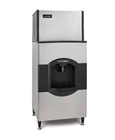 Ice-O-Matic CD40130 Ice/Water Dispenser - 180-lb Capacity 115v
