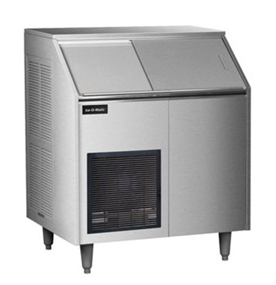 Ice-O-Matic EF450A38S Flake Ice Maker - 472-lb/24-hr, 213-lb Capacity, Air-Cool, Stainless 115v