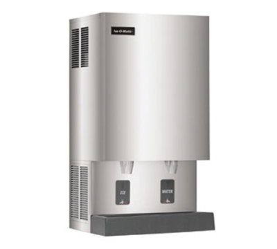Ice-O-Matic GEMD540A Nugget Ice Maker Water Dispenser - 523-lb/24-hr, 40-lb Capacity, Air-Cool 115v