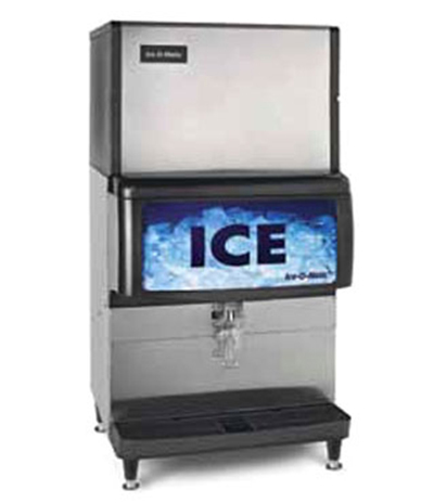 Ice-O-Matic IOD200 Counter Ice Dispenser - 200-lb/24-hr, Cube and Pearl 115v