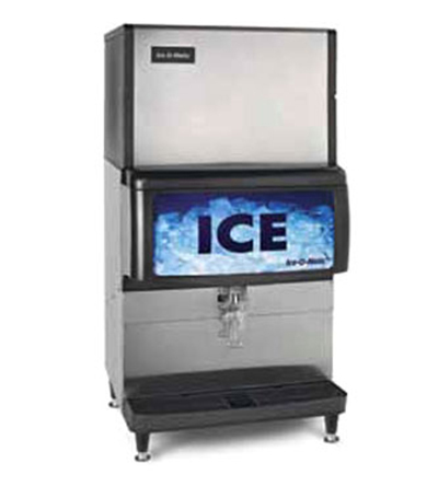 Ice-O-Matic IOD250 Counter Ice Dispenser - 250-lb/24-hr, Cube and Pearl 115v