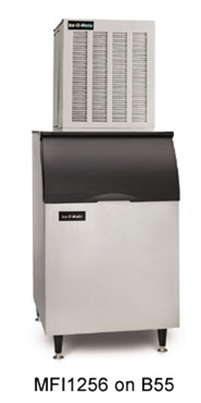 Ice-O-Matic MFI1256W Flake Ice Maker - 1134-lb/24-hr, Water-Cool 208-230v