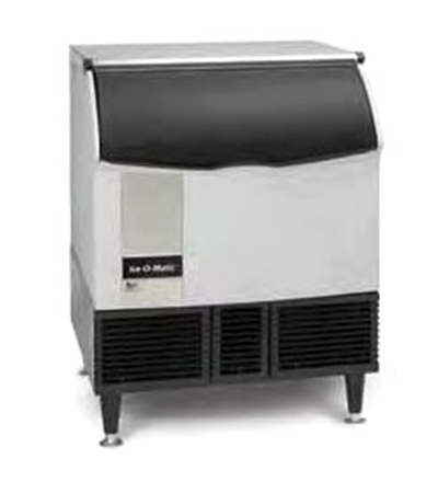Ice-O-Matic ICEU300HA Half Cube Undercounter Ice Maker - 309-lb/24-hr, 112-lb Bin, Air-Cool 115v