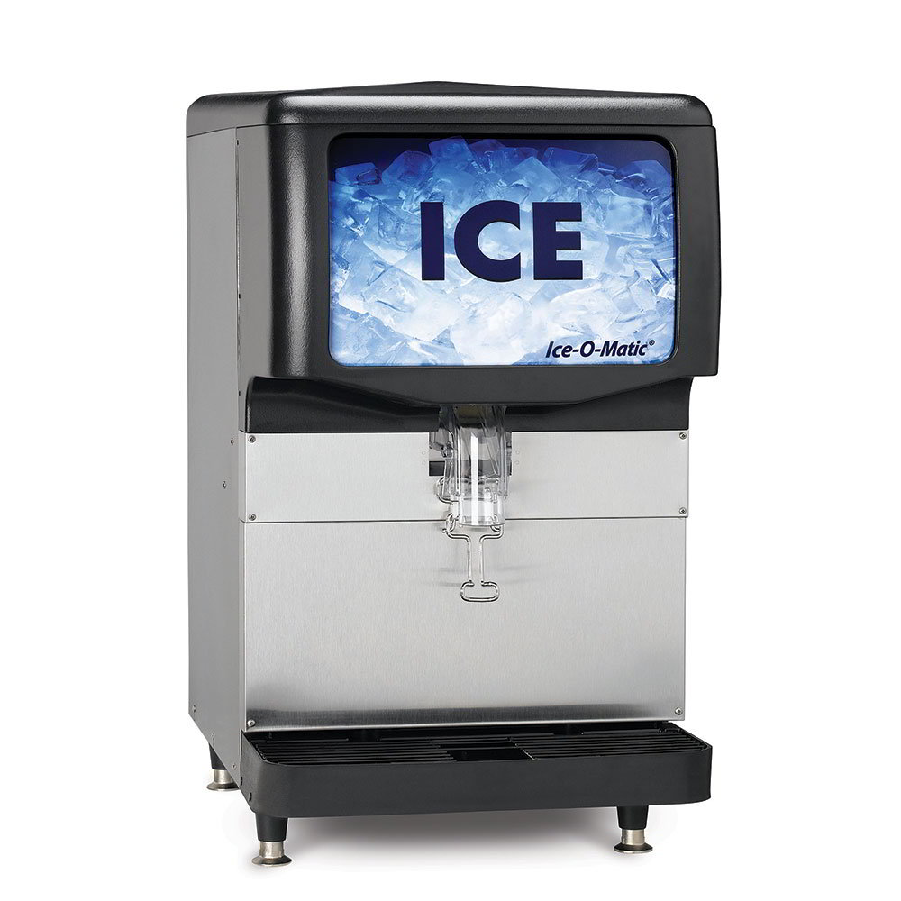 Ice-O-Matic IOD150 Counter Ice Dispenser - 150-lb/24-hr, Cube and Pearl 115v