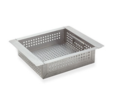 Supreme Metal A-17 10-in Perforated Basket For All Hand Sinks