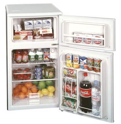 Summit CP36 Two Door Refrigerator-Freezer Cycle Defrost Restaurant Supply
