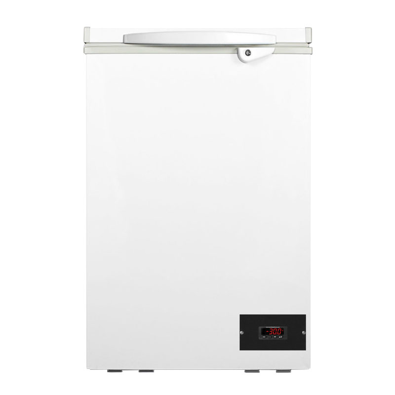 Summit Refrigeration FCL44 Laboratory Chest Freezer w/ 1-Section & Manual Defrost, White, 4.0-cu ft