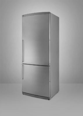 Summit Refrigeration FFBF285SS Refrigerator, Bottom Freezer, Auto Defrost, 13.81 cu ft, Stainless