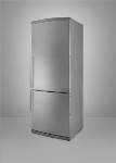 Summit Refrigeration FFBF285SSIM Refrigerator, Bottom Freezer & Ice Maker, 13.81 cu ft, Stainless