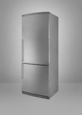 Summit Refrigeration FFBF285SSIM Refrigerator, Bottom Freezer & Ice Maker, 13.81 cu ft, Stainless