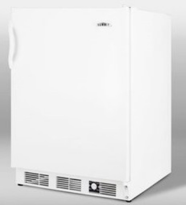 Summit SCFF55IM Undercounter Freezer Frost-Free Ice Maker Restaurant Supply