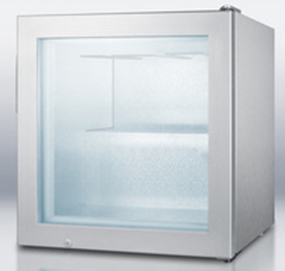 "Summit Refrigeration SCFU386CSSVK 23.5"" Vodka Chiller"