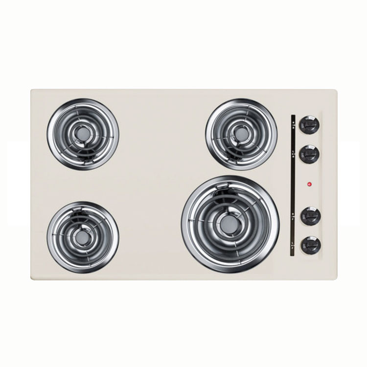 Summit Refrigeration SEL05 30-in Cooktop w/ 8-in Element &amp
