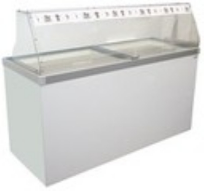 Summit Refrigeration SNEEZEGUARD-NL Shatter Resistant Sneezeguard w/ Anchors &