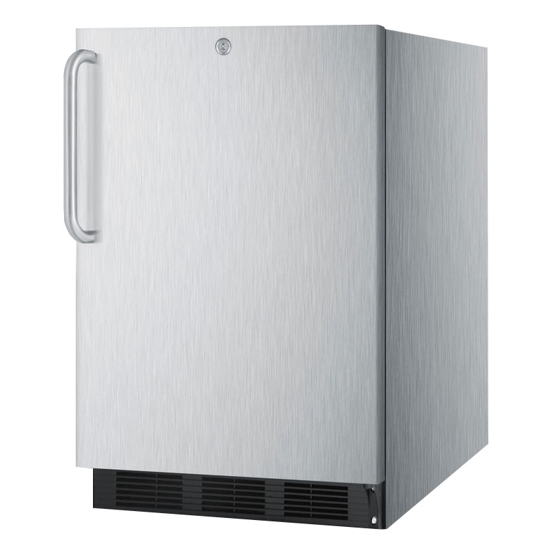 Summit Refrigeration SPR7OSST Outdoor Beverage Center - Auto Defrost, 5.5 cu ft, Stainless