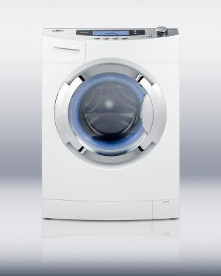 Summit Refrigeration Spwd1800 Front Loading Washer Dryer W