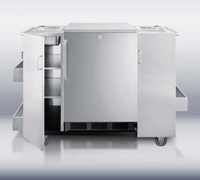 Summit Refrigeration CARTO