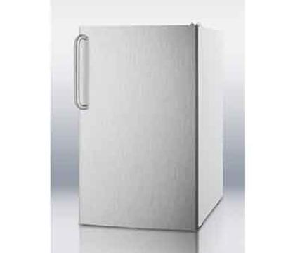 Summit Refrigeration CM4057SSTB 20-in Freestanding Refrig