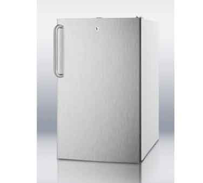 Summit Refrigeration CM411L7SSTBADA 20-in Freestanding Refri