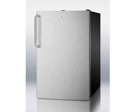 Summit Refrigeration CM421BL7SSTB 20-in Fr