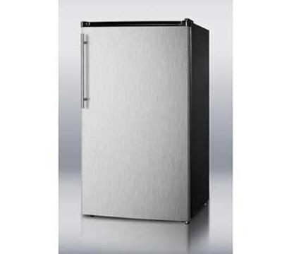 Summit Refrigeration FF43ESSSHV Refrigerator Freezer w/