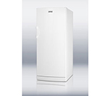 Summit Refrigeration FFAR10FC7 Commercial Refrigerator w/ Fan Forced Cooling & Auto Defrost, White, 10.1-cu ft