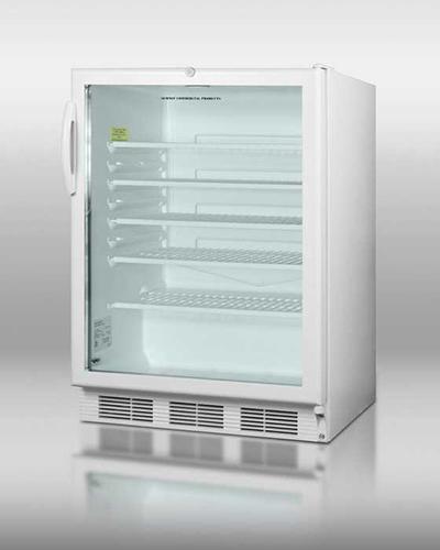 Summit Refrigeration SCR600LADA B