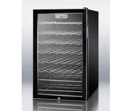 Summit Refrigeration SWC525LBI7 20-in Undercounter Wine Cellar