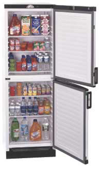 Summit Refrigeration VKS670 Medical Refrigerator w/ 2-Section, Reversible Door & Auto Defrost, White, 12.0-cu ft