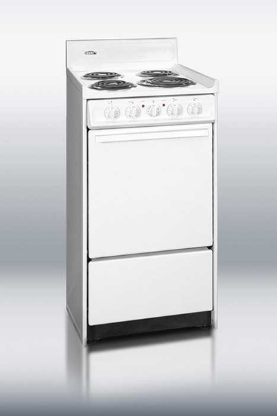 Summit Refrigeration WEM110 20-in Range w/ Removabl