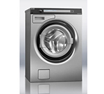 Summit Refrigeration WMC 64P Industrial Washer w/ 18-lb Capacity & Digital Controls, Stainless, 220v