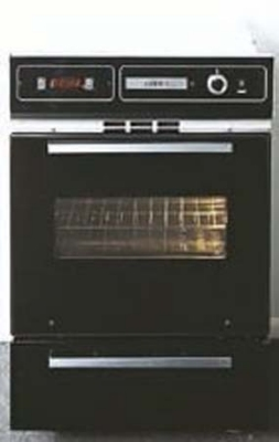 Summit Refrigeration TTM7212KW NG Wall Oven w/ Electronic Ignition, Digital