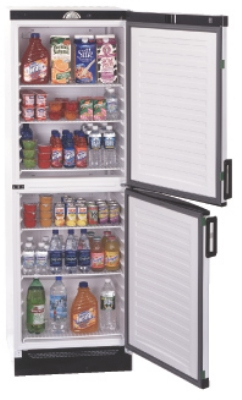 Summit Refrigeration VKS670 Medical Refrigerator 2 Section Auto Defrost White Cabinet & Door 12.0 cu ft Restaurant Supply