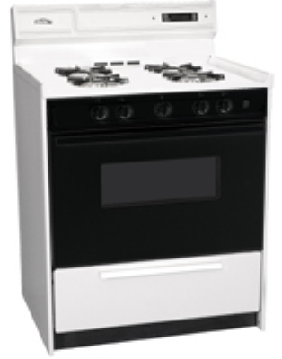 Summit Refrigeration WNM2307DFK NG 30-in Deluxe Range w/ Seale