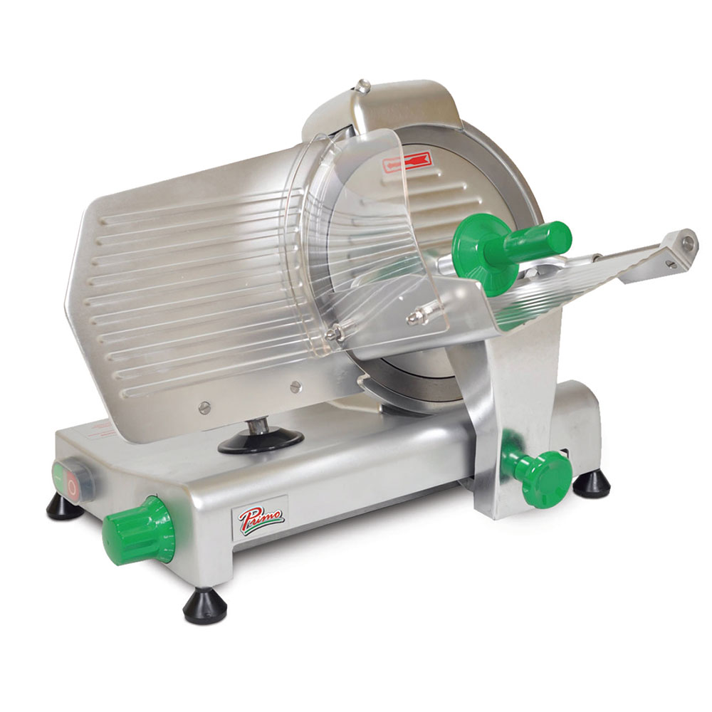 Presto PS-10 Compact Meat Slicer w/ 10-in Blade & .25-HP Mot