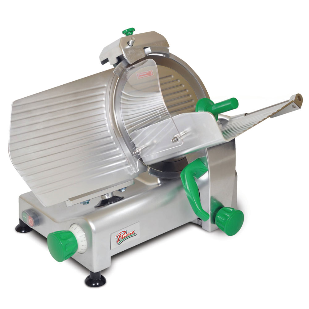Presto PS-12 Compact Meat Slicer w/ 12-in Blade & .33-HP Motor, 120 V