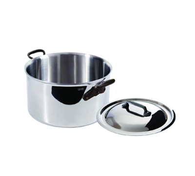 Mauviel 5631.17 6.3-in Round M'cook Stew Pan w/ 1.9-qt Capacity &