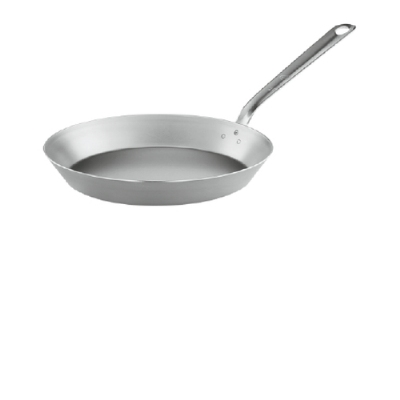 Rosle 26424 9.4-in Iron Omelette Pan w/ Welded Handle