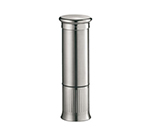 Rosle 16681 7.1-in Pepper Mill, 2.2-in Round, Stainless