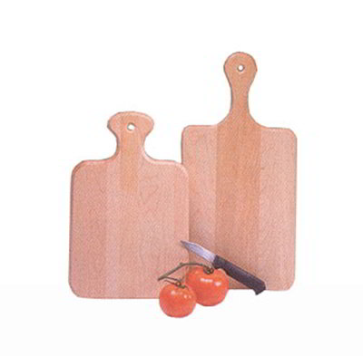 American Metalcraft BB812 12.12-in Bread Board, Rubber/Wood