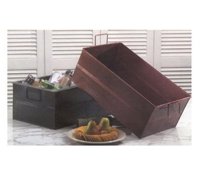 American Metalcraft BEV820 20.5-in Beverage Tub, Black