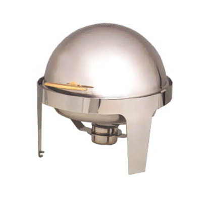 American Metalcraft GOLDAGRD18 Round Chafer w/ 7-qt Capacity, Stain